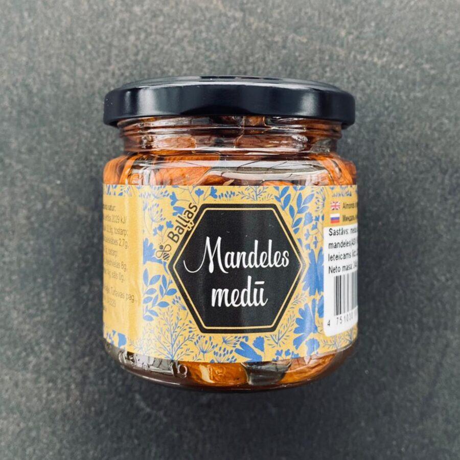 Mandeles medū