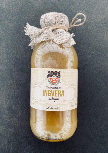 Ingvera sīrups