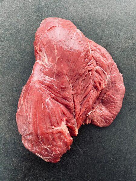 Strausu gaļa tartaram