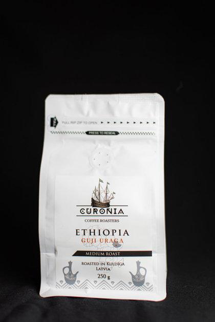 Etiopija - Guji Uraga 250g